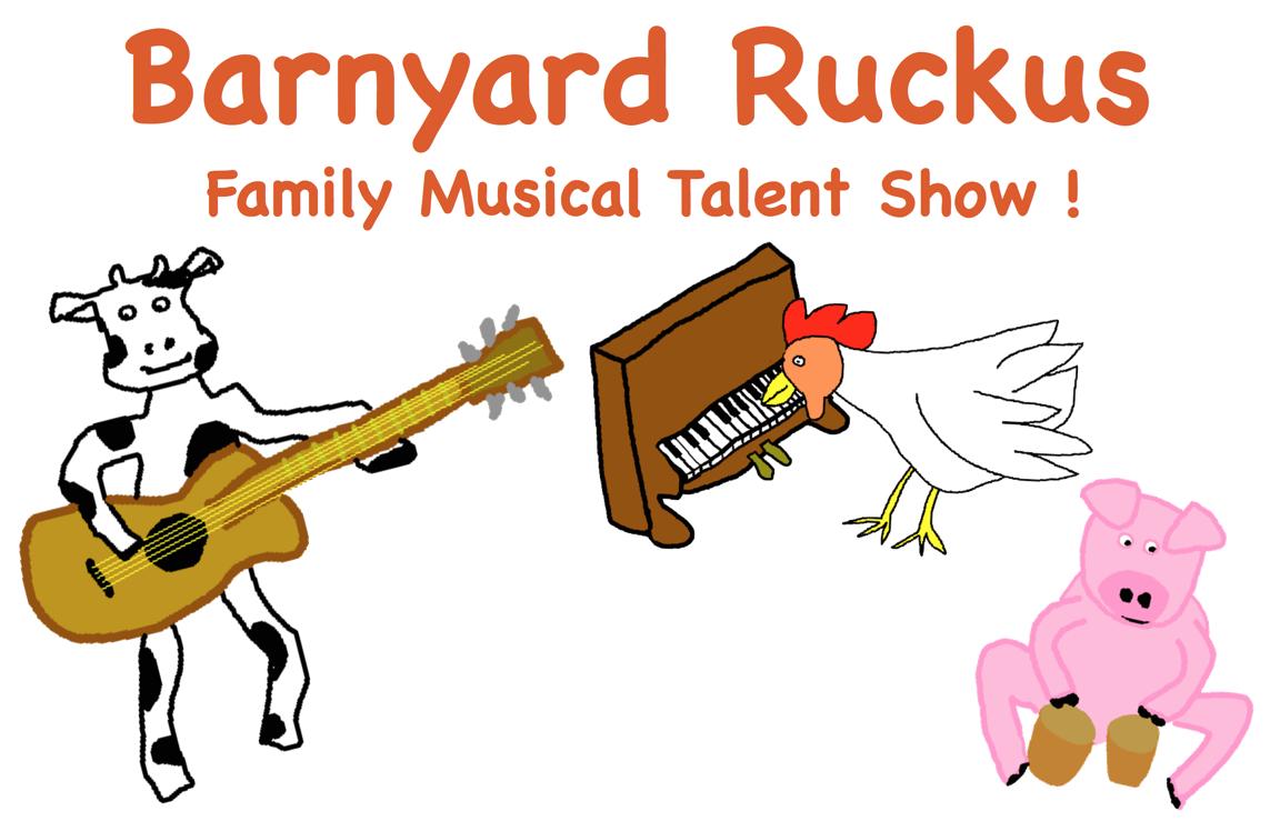 Barnyard ruckus image fro website